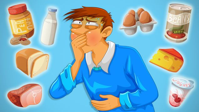 How To Find Out Which Foods Are Making You Sick - Although food allergies are still rare (affecting about five percent of the population), food intolerances are quite common. I see patients for food intolerances every day with symptoms like constipation, difficulty swallowing, heart burn, bloating, and headaches. But how do you figure out which foods might be affecting you?