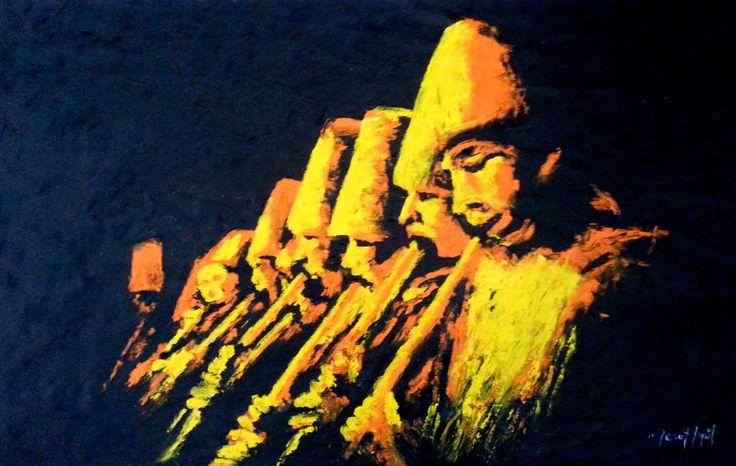 Dinle Ney'den Aşkı (Love Song) by Mesut Kırmızıgül Tuval üzerine #Yağlıboya / #Oiloncanvas 100cm x 60cm 4.100₺ / 1.150$  #gallerymak #yagliboya #ig_sanat #sanat #resim #tablo #mevlana #müzik #ney #enstrüman #din #osmanlı #felsefe #art #instaart #painting #oilpainting #music #ottoman #islam #artlover #artgallery #artsy #artbasel #masterpiece #love #contemporarypainting