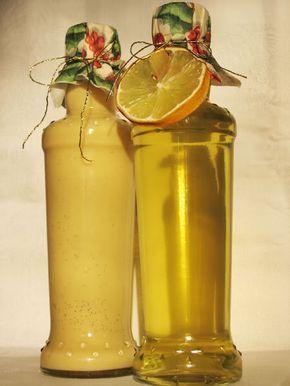 A limoncello Szepyke  folytatásos likőrregénye nyomán készült, csak nálam vodkával. A tojáslikőr viszont a Nagyikám receptje alapján, de én...