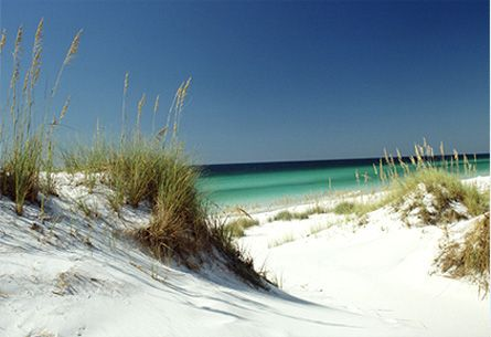 Destin, Florida...love the fluffy white sand and beautiful water