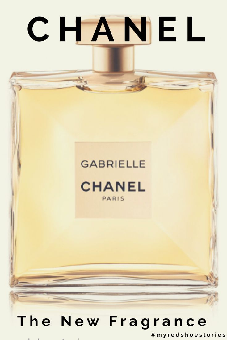 Gabrielle CHANEL -The new eau de parfum. Madamoiselle Chanel's spirit lives on in this bright yet mysterious floral featuring four white flowers: Jasmine, Orange Blossom, Ylang-Ylang and Grasse Tuberose. A chic & memorable holiday gift. #affiliate #chanel #EDP #fragrance #gift #myredshoestories