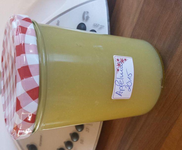 Rezept Apfelmus Ruck zuck und fein von Babahe - Rezept der Kategorie Desserts
