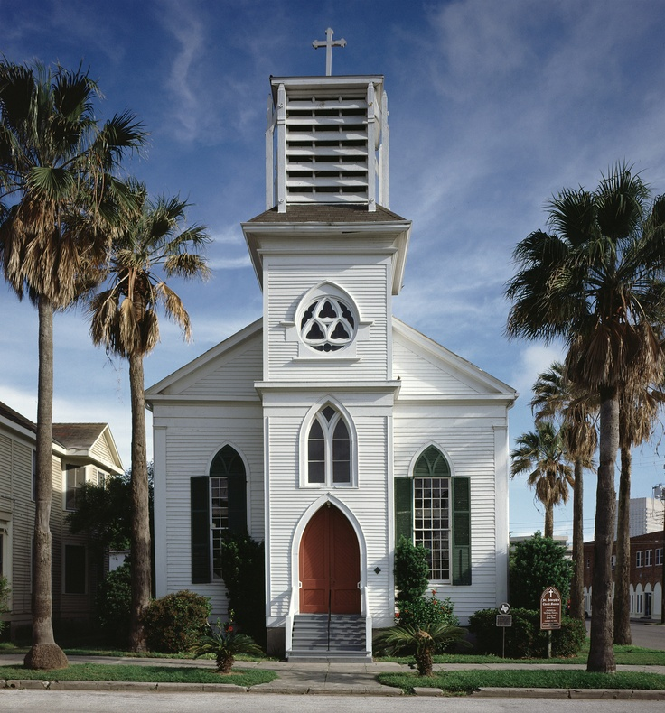 The Oldest German Catholic Church In Texas And The Oldest