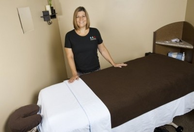massage therapist arlington soothing solutions