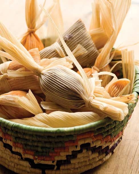 Fresh Tamale Recipe-Good Things, Small Packages - New Mexico Magazine