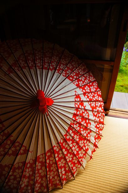 Japanese umbrella, Wagasa