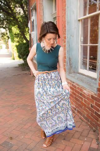 50% OFF The Magazine Street Maxi Dress for Women- maxi dress sewing pattern, dress, womens PDF sewing pattern, maxi dress