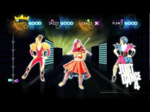 Just dance 4 just came out in stores!!! Check out the just dance trailer http://www.youtube.com/watch?v=0gwSBAsS8hY  Get the song for FREE by signing up for my mailing list: http://lindseystirling.fanbridge.com/  Or on itunes    https://itunes.apple.com/us/album/good-feeling-violin-remix/id585150169  The amazing special effects were done by Wari...