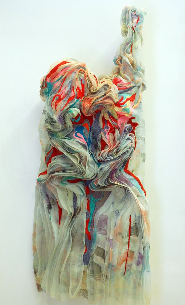 Marit Fujiwara   Sculptured Contours  inspiration