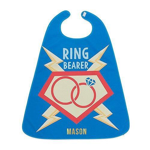 Ring Bearer Cape