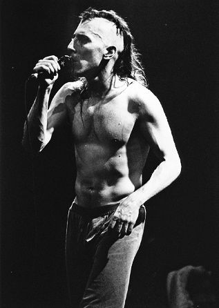 Maynard James Keenan lead singer of tool, this is one out there kind of guy