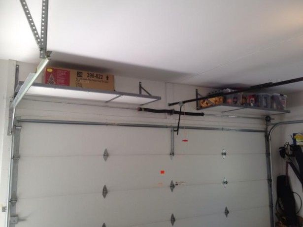 1000 Ideas About Garage Ceiling Storage On Pinterest
