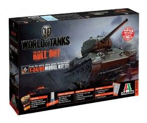 WORLD OF TANKS: T-34/85