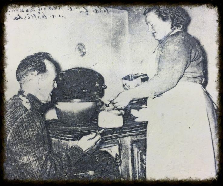Grandparents, photo transmission