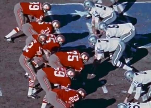 1978 NFC CHAMPION DALLAS COWBOYS | basically gherkins: Every NFC Championship Game in San Francisco 49ers ...