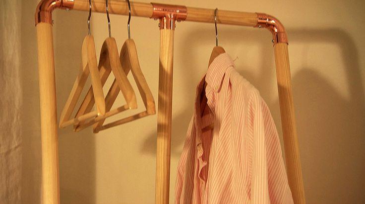 Inköpslista till Hannas klädhängare i Äntligen hemma