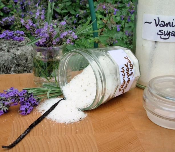 Lavender and Lace……..and French Lavender and Vanilla Sugar for ...