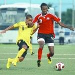 Reggae Boyz Suffer 1-0 Defeat to Soca Warriors
