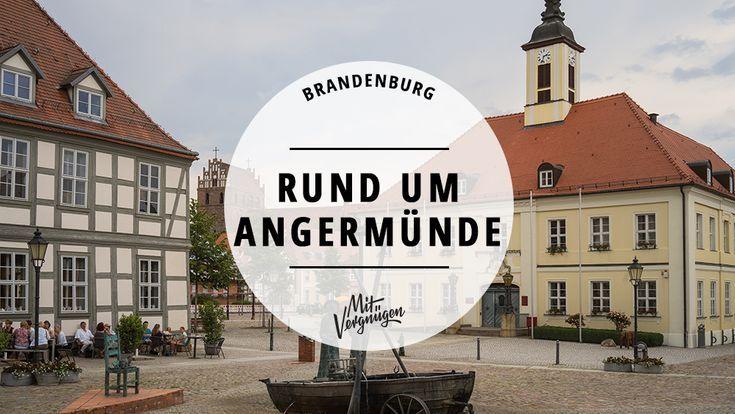 11 Tipps Fur Einen Ausflug Nach Angermunde Und Umgebung Ausflug Reisen Deutschland Reisen