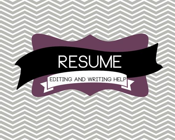 Resume Editing And Writing Help FREE Resume By EnhanceExperience