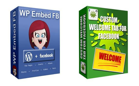 Get 2 Facebook Plugins For FREE! No signup Needed!
