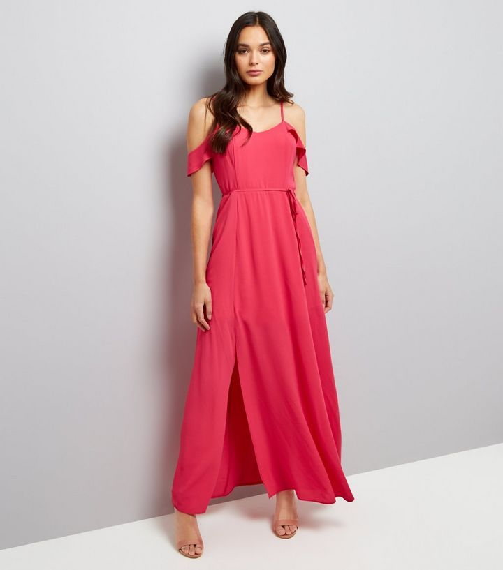 Kleid rosa tull