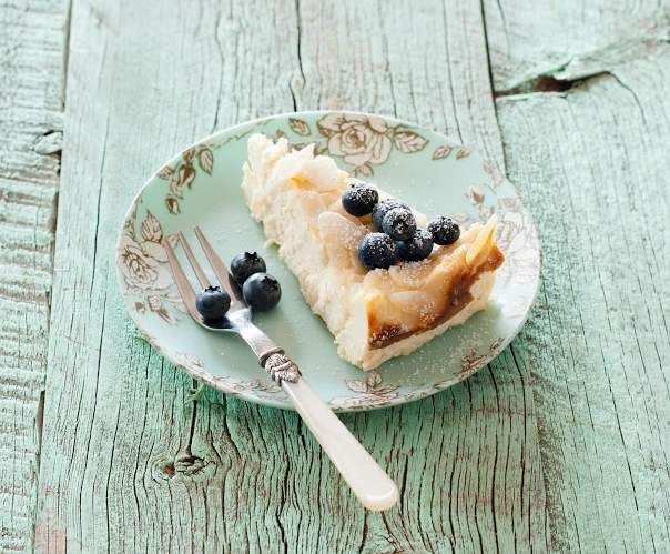Recipe Berry Cheesecake by CSIRO Total Wellbeing Diet - Recipe of category Baking - sweet