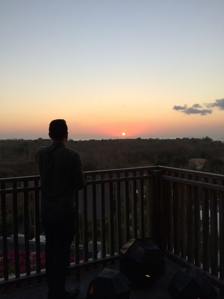 Bautifull sunset #uniquejimbaran #rimbajimbaran