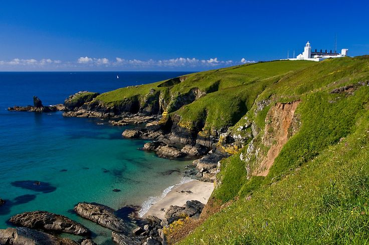 The Lighthouse at Lizard Point, Cornwall - UK