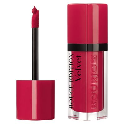 Frambourjoise A Rosy Berry Red Shade Long Lasting Liquid Lipstick