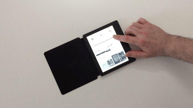 20170827 Test de la liseuse électronique Kindle OASIS Amazon 5