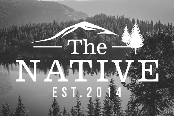 The Native - Brand & Logo on Behance