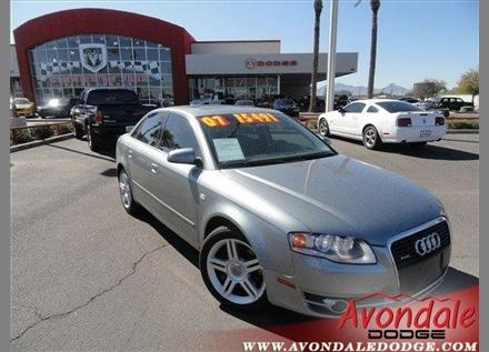 2007 Audi A4 2.0T for Sale in Avondale, AZ for $13,333