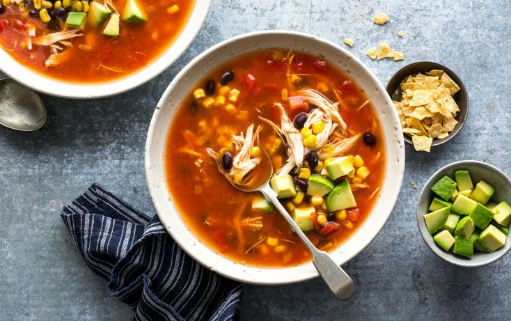 Easier than cooking a traditional meal and healthier than grabbing a high-sodium can of soup, these comforting slow-cooker dinners are not only convenient but also unbelievably flavorful. Once you add the ingredients to the slow cooker, all you have to do is show up for dinner.