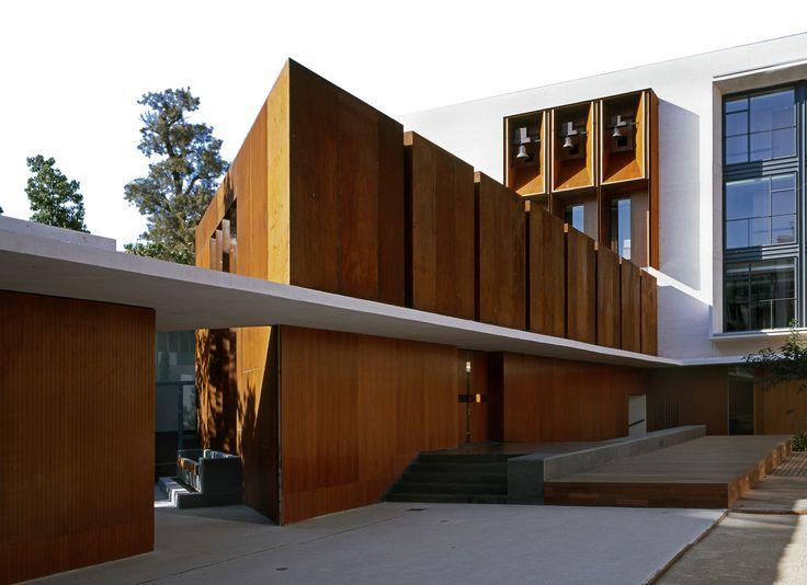 Gallery of Seniors Residence and San José Chapel / Peñín Architects - 1