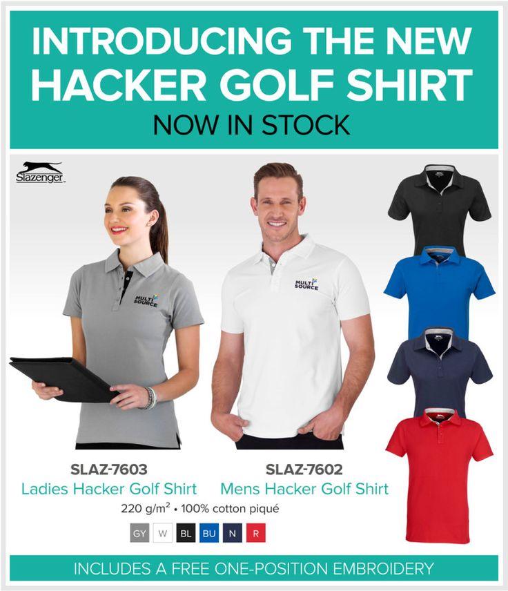 HackerGolfShirt