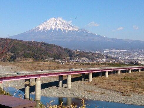 新春の富士山 その4