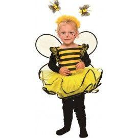 Déguisement abeille bébé fille