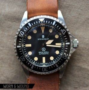 If you like the Rolex Submariner and don't want to spend $6k, the Steinhart Ocean series is reputed to be the best Submariner homage on the market.  ~$400.  (STEINHART OCEAN VINTAGE MILITARY)  Link for US Purchase:  http://www.gnomonwatches.com/watches/steinhart-watches/ocean-military