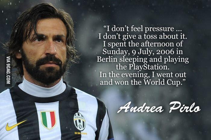 Andrea Pirlo Quote !!