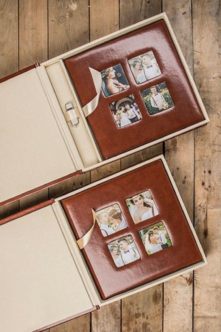 Zestaw dla fotografii ślubnej - Complete Fotoalbum w linii Classic.