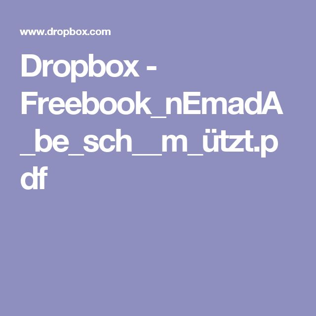 Dropbox - Freebook_nEmadA_be_sch__m_ützt.pdf