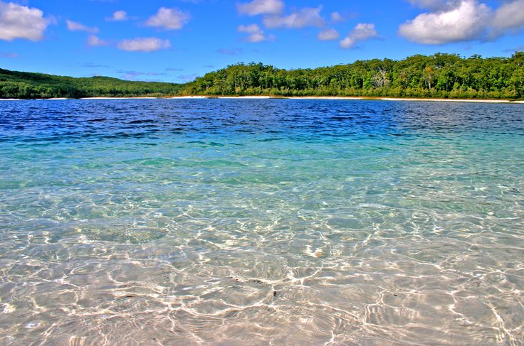 Lake McKenzie - Fraser Island Queensland and 9 of the Most Beautiful Lakes in Australia