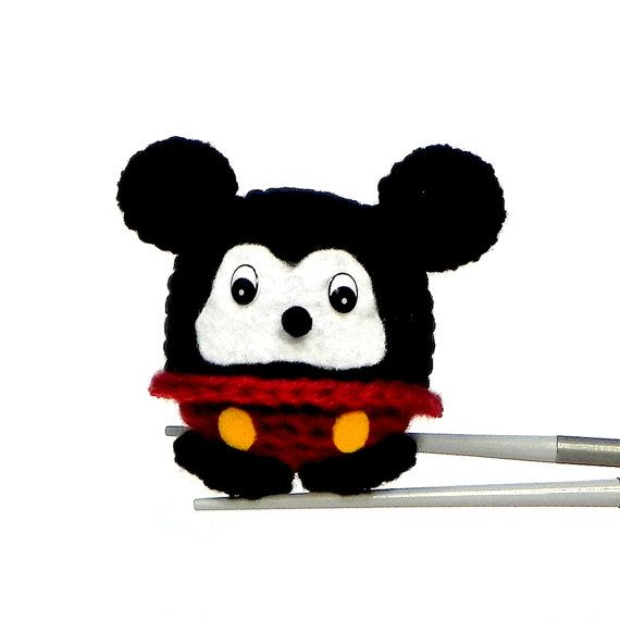 Mickey Mouse Amigurumi Mercadolibre : 1000+ images about Crochet Characters on Pinterest ...
