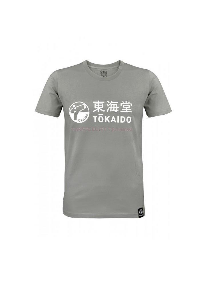 Koszulka TOKAIDO Athletic Ciemnoszara