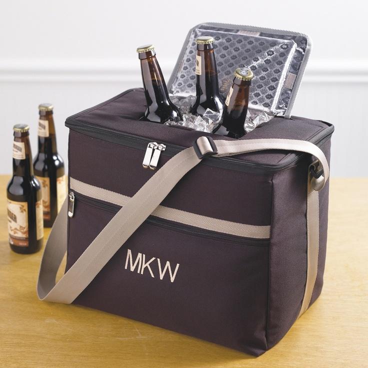 Personalized Groomsmen Cooler   #exclusivelyweddings   #groomsmengifts