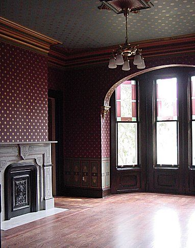 Victorian Parlor Fascinating Story Of How It Was Restored Amazingly Beautiful Home DecorVictorian Style
