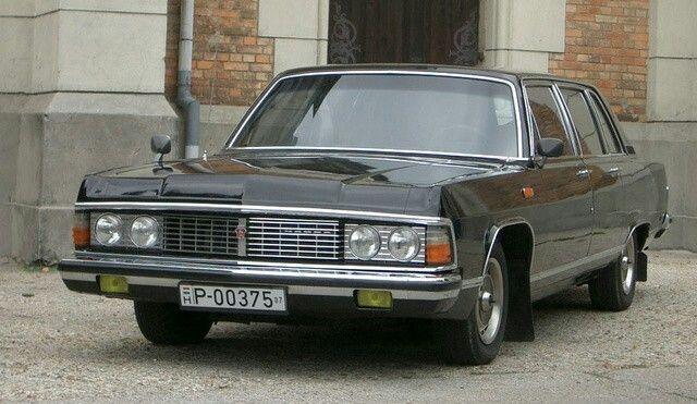 1986 GAZ M-14