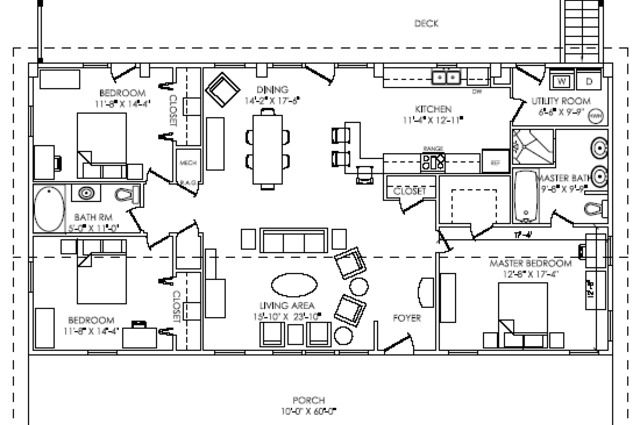 Quonset Hut House Floor Plans