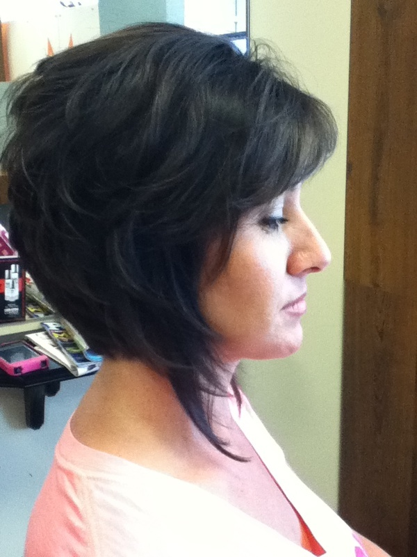 I love my job, her hair was past her shoulders! jpartlo